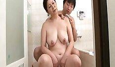 Big Belly Girl Mom Masturbating