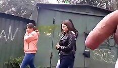 Asstraffic Flashing Alexa Reese Compilation