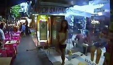 Cheesecake Thai bitch gets her juicy ass rammed