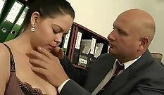 Crazy old man and young duddys boss sex xxx Dukke the Philanthropist