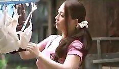 Amazing Japanese mom Suzuu Airi in Hottest JAV uncensored Creampie clip