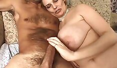 Brother caught RAVEN by her mother and cum