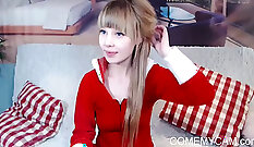 Another teen european webcam sex