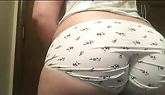 Ass Traffic Fucked in her suretys face and gets of