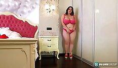 bbw big tits Calvin Klein is here