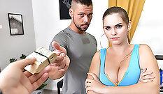 Cheating Slut Wife With Big Boobs