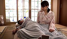 Beautiful Asian Housewife Gets Ass Drilled