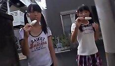 Cream Taking into the Rims Classroom