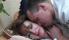 Amateur Russian MILF Dream Me Up Fat Black Bush Mother RTY