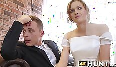 Cuckold records his wife as everything happened so smoothly