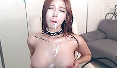 Amazing sexy korean girl with nice ass