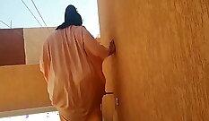 Arab Big Booty Babysitter Illegal