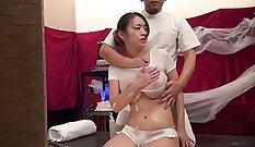Asian Teaser - Beautiful Japanese Masturbating