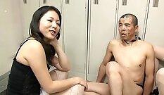 Big Brat Boss Tortured By Jumbo Dick