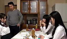 Brunette Whyuzi on sex audition forced to eat dudes pussy