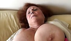 Beautiful Lady Sunny Fucks a Fat Penis