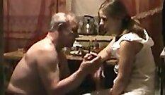 Cop guy xxx Russian Amateur Takes it Like a Pro
