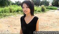 Asian Masseuse Courtney Summers Learns to walk