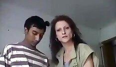 Beautiful Indian MILF enjoys my big hard dick