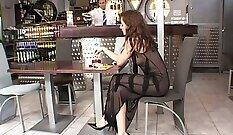 AMWF Valery a NapoliSque explores anal sex
