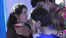Claudia Luvlette - Cute Indian Teen - Oil and Do It Alone