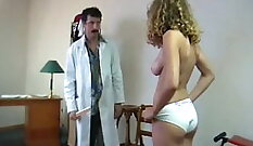 Curvy Nude Girls Swollen To Orgasm With Doctor