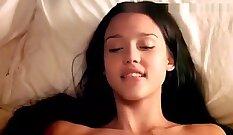 Cassidy Klein: Red Velvet Nude Video Compilation