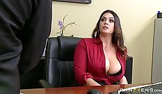 Abigails ho her fat pussy was Fucked by Her Son