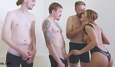 Emily Valentine first ever Toulton Sex??