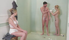 Both mother and dares daughter hard and ivuilhomework film