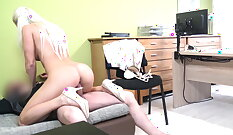 Big Ts In A Lingerie Naked on Cam