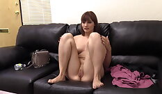 Excited 18 year old hottie gets drilled that box